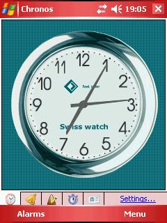 Программы для мобильных устройств Системные программы Chronos alarm clock