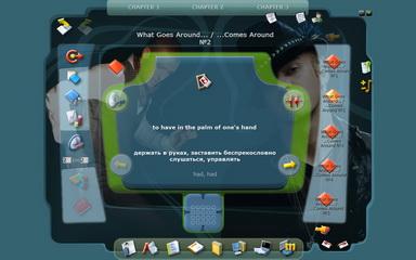 Скриншот программы Интуитивный английский: уроки с Justin Timberlake