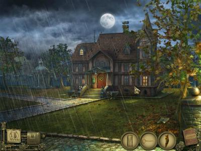 Скриншот программы Страшные истории. Убийство на улице Морг