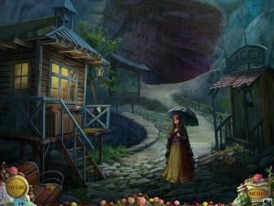 Скриншот программы Кукловоды. Город-призрак