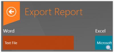 Скриншот программы Stimulsoft Reports.UWP 2018.2