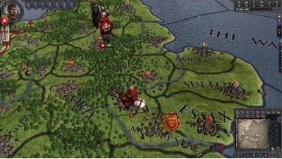 Crusader Kings II: Saxon Unit Pack (электронная версия)