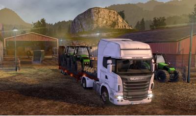 Акелла Trucks & Trailers. Мастерство вождения (электронная версия)