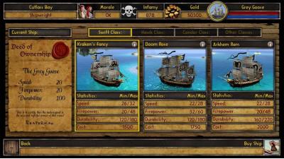 Акелла Buccaneer: Морские разбойники (электронная версия)