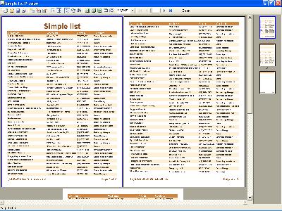 Скриншот программы Stimulsoft Reports.Net 2018.2