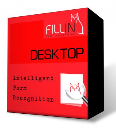Скриншот программы FILLIN Desktop 1.3.4