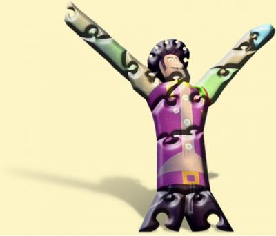 Скриншот программы AV Bros. Puzzle Pro 3.0