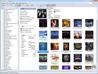 Скриншот программы Melomania 1.8