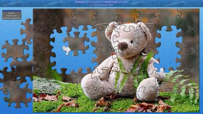 Скриншот программы Пазлы для детей 1.0