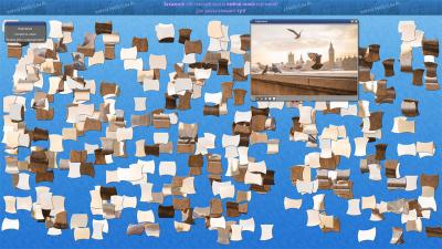 Скриншот программы Пазлы для подростков 1.0