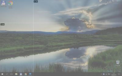 Скриншот программы Экранные ножницы 2.6.0.1560