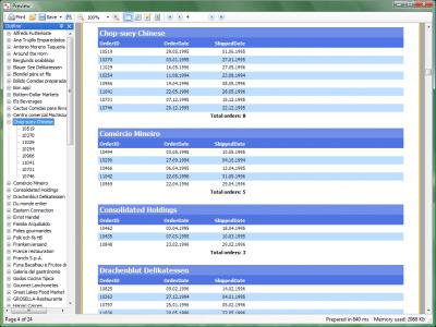 Скриншот программы FastReport.Net 2018.1 Professional Edition