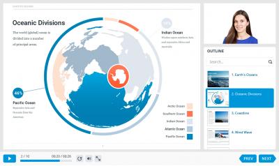 Скриншот программы iSpring Suite 9
