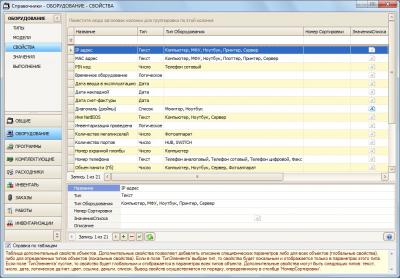 Скриншот программы Учет компьютеров IT Invent переход с Professional на Premium