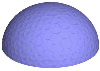 Скриншот программы GeoDome Library 2.0